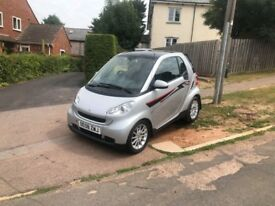 SMART FOUR TWO PASSION 1.0cc PETROL (semi automatic)
