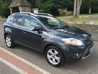2008 08 FORD KUGA 2.0 TDCI TURBO DIESEL 4x4 TITANIUM 6 SPEED MANUAL 5 DOOR HATCH