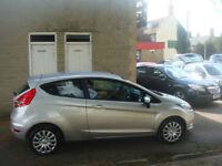 Ford Fiesta 1.4TDCi 2010.5MY Edge GUARANTEED CAR FINANCE £20 CAR TAX
