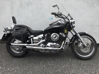 2001 - YAMAHA XVS650 DRAGSTAR - MINT CONDITION - SAME OWNER FOR 10 YEARS - 19K