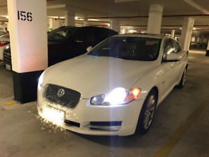 2011 Jaguar XF Sedan