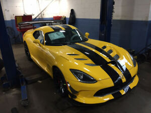 2017 Yellow ACR