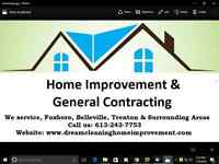 Home Improvement General Contracting
