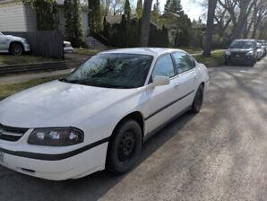 2001 impala.