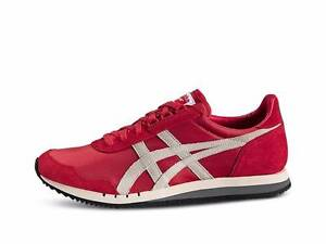Asics Onitsuka Tiger women shoes red/white Sydney City Inner Sydney Preview
