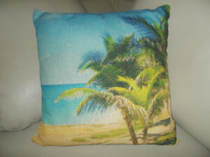 COUSSIN TROPICAL - NEUF