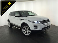 2012 62 RANGE ROVER EVOQUE PURE TECH SD4 4WD 1 OWNER SERVICE HISTORY FINANCE