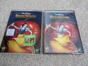 Disney's Snow White And The Seven Dwarfs 2-Disc DVD - Sealed Kitchener / Waterloo Kitchener Area image 1