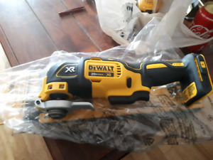 Outil dewalt 20v XR brushless