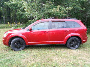 2009 Dodge Journey SXT, Low KMs, Winter Tires on Rims Included