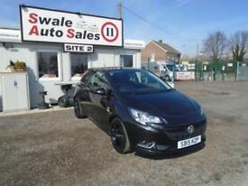 2015 15 VAUXHALL CORSA 1.2 LIMITED EDITION - 18893 MILES - IDEAL 1ST CAR