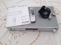Pure Digital Stereo Tuner DRX-701ES