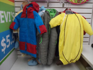 bunting suits for babies