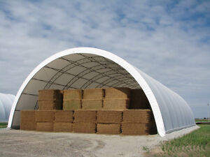 Fabric Storage Buildings at Factory Direct Pricing