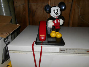 1994 MICKEY MOUSE TELEPHONE