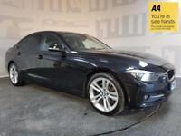 2012 62 BMW 3 SERIES 2.0 320D SPORT 4D 184 BHP DIESEL