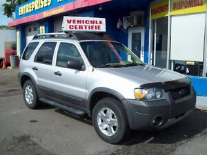 Ford Escape XLT AWD 2006