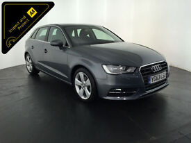 2013 63 AUDI A3 SPORT TDI AUTO DIESEL 1 OWNER SERVICE HISTORY FINANCE PX