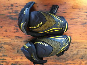 Bauer Supreme Total One MX3 Elbow Pads - Sr.Small