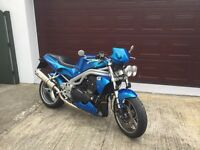 Triumph Speed triple 12000 miles