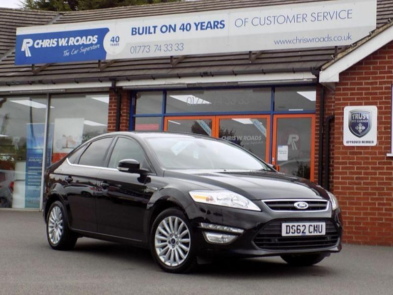 2013 62 FORD MONDEO 2.0 ZETEC BUSINESS EDITION TDCI 5D 138 BHP DIESEL
