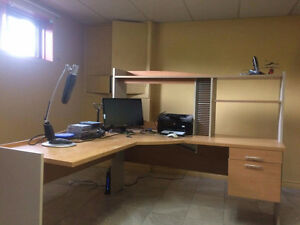 Bureau multi fonctionnel