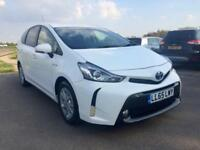 Toyota Prius+ Plus 1.8 Hybrid Icon+ CVT 5dr Full Toyota History +UK Car.....