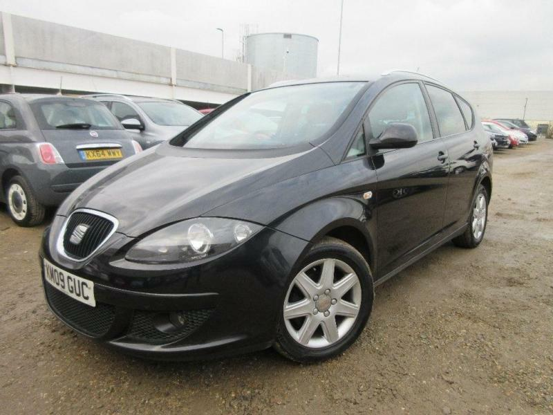 2009 Seat Altea Xl 19 Tdi Stylance 5dr In Wembley Park London