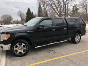 1owner 2010  Ford F1 50 XTR 4X4  four-door crew cab no rust