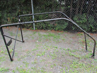 Support Rack a Canot Chaloupe pour VTT