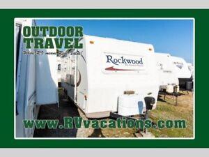 2005 Forest River Rockwood 2304