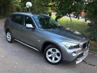 BMW X1 Xdrive20d SE DIESEL AUTOMATIC 2010/60
