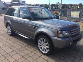 2007/07 Land Rover Range Rover Sport 3.6TD V8 auto HSE