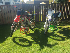 PRICE REDUCED!!! 2013 YZ125 For Sale/Trade Moose Jaw Regina Area image 4