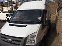 FINANCE AVAILABLE FORD TRANSIT T350 LWB HIGH TOP FIRST SEE WILL BUY IT