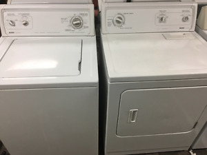 Kenmore washer dryer matching set - can deliver