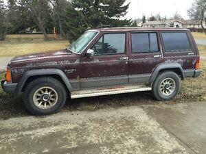 1988 Jeep Cherokee Wagon