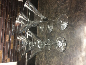 Martini/Cosmopolitan Glasses