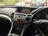 Honda Accord|Full SH|SatNav|ReverseCam|AutoWiper&headlamps|LeatherSeats