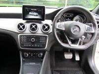 2015 Mercedes-Benz Cla Class 1.6 CLA180 AMG Sport 7G-DCT 4dr (start/stop)