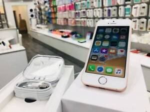 As new iphone se 16gb rose gold unlocked warranty tax invoice Surfers Paradise Gold Coast City Preview
