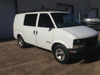 2002 GMC Safari Work Van Minivan, Van