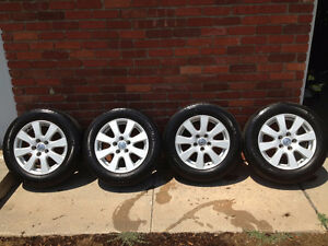 "WANTED: 16"" toyota 5x114.3mm winter rims"