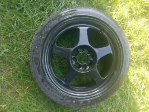 205/45r16 wheel and tire falken ziex ze950