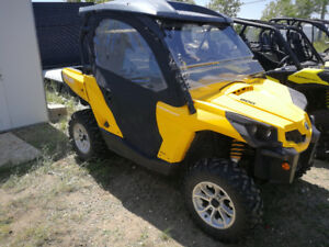 Can Am Commander 800 with power steering  and xtras.