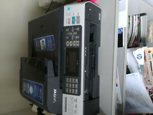Brother printer/faxer