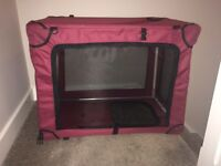 Fabric Kennel for Cats and Dogs by Coopet