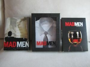 Mad Men – Seasons 1, 2 and 3 (Binge Watching Fun)