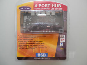 USB HUB - 4-Port Belkin  Model# F5U021