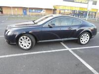 2004 Bentley Continental 6.0 GT 2dr